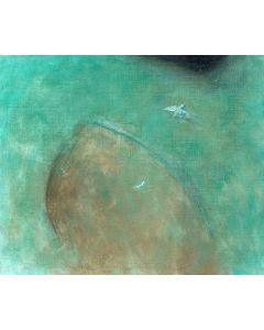Luca Bonfanti, Venezia, acrilico su tela, 100x120 cm