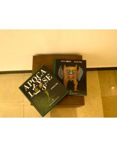 Enrico Baj, Apocalisse, libro d'artista con una acquaforte originale