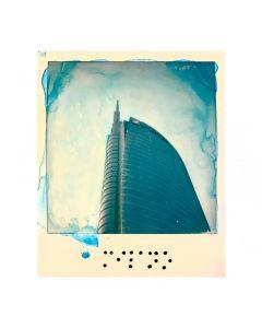 Alessandro D'Aquila, Milano, Polaroid, 12x17cm