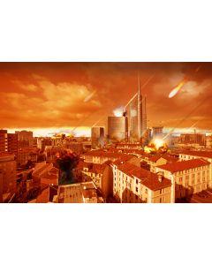 Marco Garofalo, Asteroid Skyfall, Elaborazione fotografica