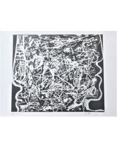 Carlo Massimo Franchi, Black and White, retouchè, 45x32 cm, firmato e numerato