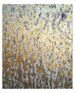 Francesco Cerutti, Io sono luce, tecnica mista, 100x120 cm