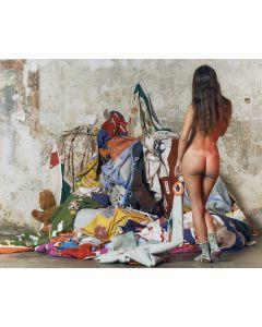 Efisio Rocco Marras, Uncovered, fotografia pezzo unico, 40x60 cm