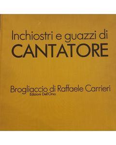 Domenico Cantatore, Inchiostri e guazzi, Edizioni Dell'Orso, 1973, 48x48 cm