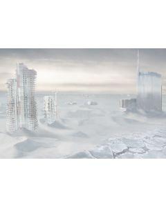 Marco Garofalo, Glaciation, Elaborazione fotografica