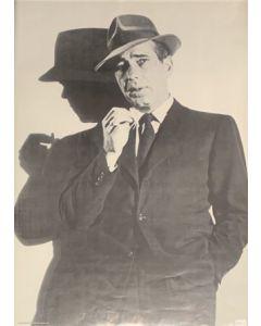 Humphrey Bogart, poster, 51x72 cm