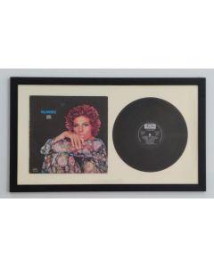 Ornella Vanoni, Hits, vinile incorniciato, 46x75 cm