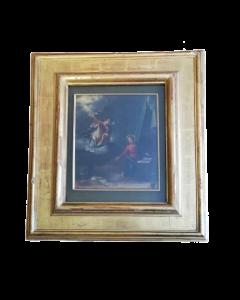 Anonimo, Annunciazione, olio su tavola, 53x43,5 cm