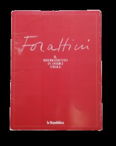 Giorgio Forattini, Il Risorgimento in dodici tavole, stampe, 29x38,5 cm, 1991