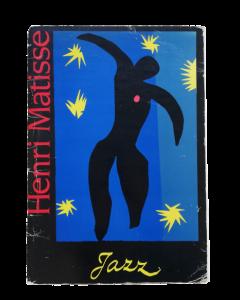 Henri Matisse, Jazz poster book, stampe, 31x44 cm