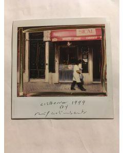 Maurizio Galimberti, Lisbona, 1999, Polaroid originale unica, 10x10,5 cm