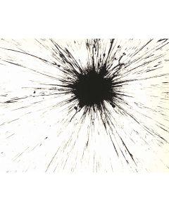 Julian T, Albedo, acrilico su tela, 100x80 cm, 2009