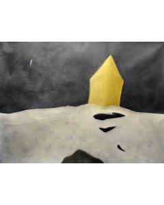 Luca Bonfanti, Home, acrilico su tela, 60x80 cm