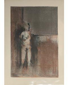 Nudo, serigrafia, 50x70 cm