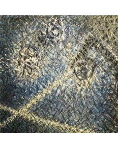 Cannaò, Per non essere presa, olio su tela (Trittico mobile), 50x50 cm (ogni tela), 2012