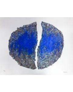 """Renzo Nucara, serigrafia su PVC neutro, 90x70 cm, tratta da Cartella """"Ama la natura"""""""