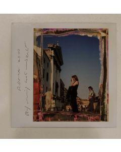 Maurizio Galimberti, Roma2000, Polaroid, 10x10,5 cm