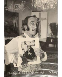 Salvador Dalì, poster, 48x69 cm