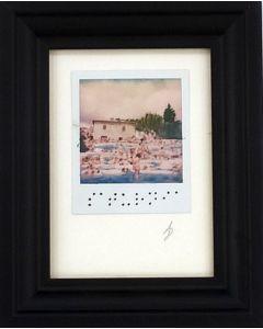 Alessandro D'Aquila, Saturnia, Polaroid, 12x17 cm
