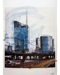Alessandro Russo, Milano 2013, retouchè, 77x106,6 cm