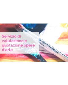 Servizio valutazione opere d'arte online