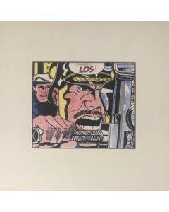 Torpedo...Los! (Roy Lichtenstein), grafica, 20x24 cm (40x40 con passepartout)