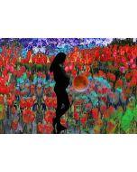 Norma Picciotto, La via del soffio, fotografia con elaborazione digitale, 30x40 cm