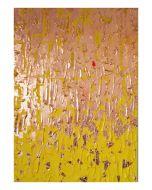 Francesco Cerutti, Chakra del cuore, tecnica mista, 50x70 cm