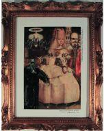 Enrico Pambianchi, Ipercefalo, tecnica mista su tavola, 30x40 cm, 2011