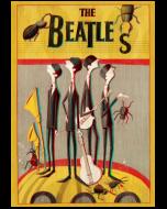 Giulia Del Mastio, The Beatles, Grafica Fine Art, 30x43 cm