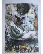 Dodo, V fur, Pigmenti su cartoncino, 70x50 cm, 1 su 3