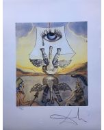 Salvador Dalì, Female Love,  Litografia, 50x65 cm
