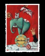 Giulia Del Mastio, Big Show, Grafica Fine Art, 30x40 cm