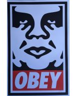 Obey, Andrè the Giant,  serigrafia, 90x61 cm