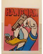Andrew Tosh, Hangman, stampa su carta, 33x40 cm