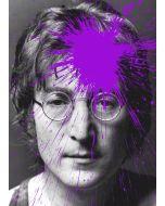 Julian T, John Lennon, stampa digitale su PVC, 80x60 cm, 2015