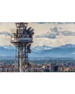 Francesco Langiulli, La torre RAI