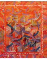 Milo, Montmatre, acrilico su tela, 50x60 cm
