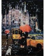 Pisati da Milano, El Dom, retouché, 18x24 cm