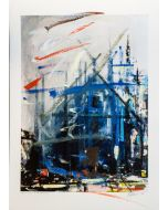 Alessandro Russo, Il Duomo 2014, retouchè, 32x46cm