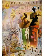 Salvador Dalì, Il Torero allucinogeno, Litografia, 67x50 cm