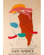 Andy Warhol, Ladies and Gentlemen, litografia offset, 100 x 70 cm